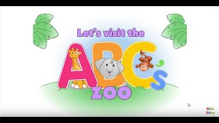 ABC's Zoo Learning | Phonics Song for Childrens | ABC Alphabet Songs