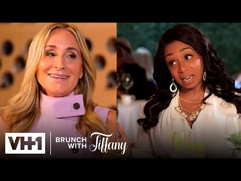 Brunch With Tiffany | Real Housewives of New York Star Sonja Morgan Talks Sex & Surgery (Ep. 1)