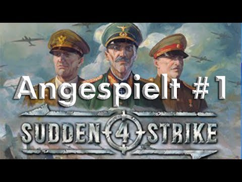 Angespielt: Sudden Strike
