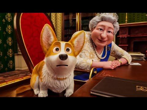 CORGİ Kraliyet Afacanları Türkçe Dublaj Full HD İzle En İyi Animasyon Filmi