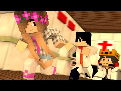 Minecraft : MUNDO DOS BEBÊS #16 - MINHA MÃE FUGIU DO HOSPITAL
