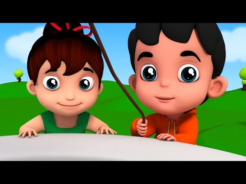 Junior Squad Kids Nursery Rhymes - Jack And Jill Went Up The Hill Children Rhymes Jr.Squad S01EP21