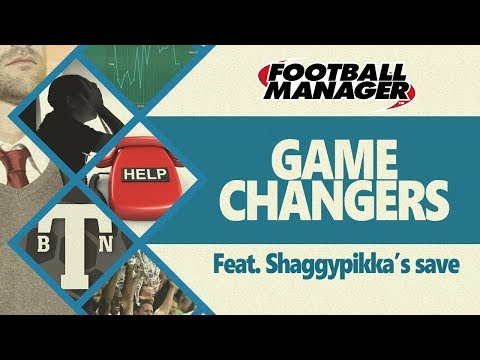 FM   GameChangers   What would happen if I managed Shaggypika's save on Football Manager 2017