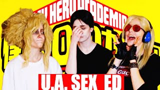U.A. Sex Ed Video BNHA | MY HERO ACADEMIA