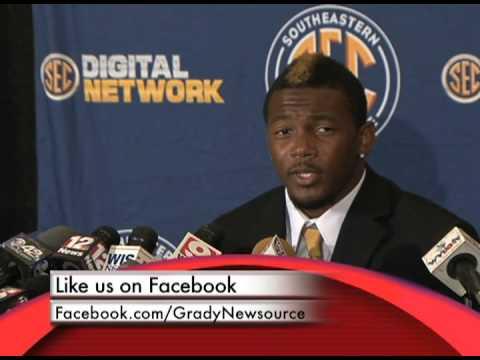 Missouri CB EJ Gaines at SEC Media Days