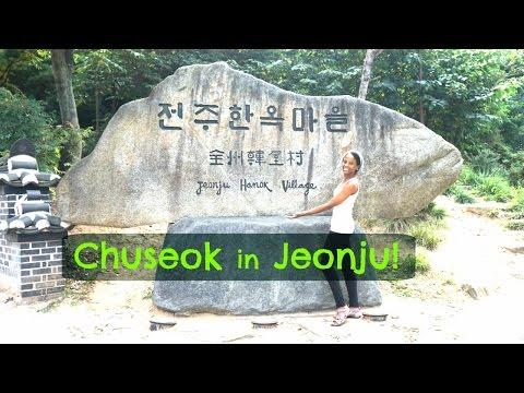 Chuseok In Jeonju, South Korea! ::TRAVELING IN KOREA::