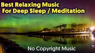 Best Flute Relaxing Music For Meditation || Yoga,Spa,Study,Calming,and Soothing Deep Music