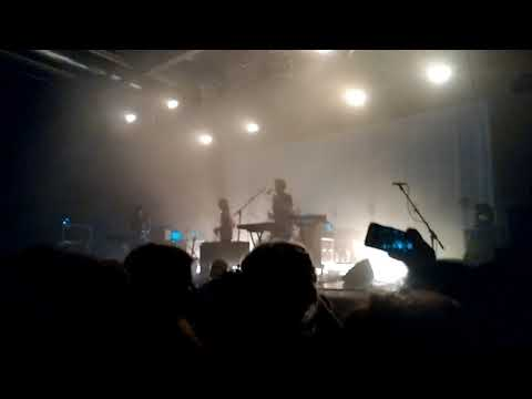 Kevin Parker recognises audience members from Hamburg concert (Berlin)