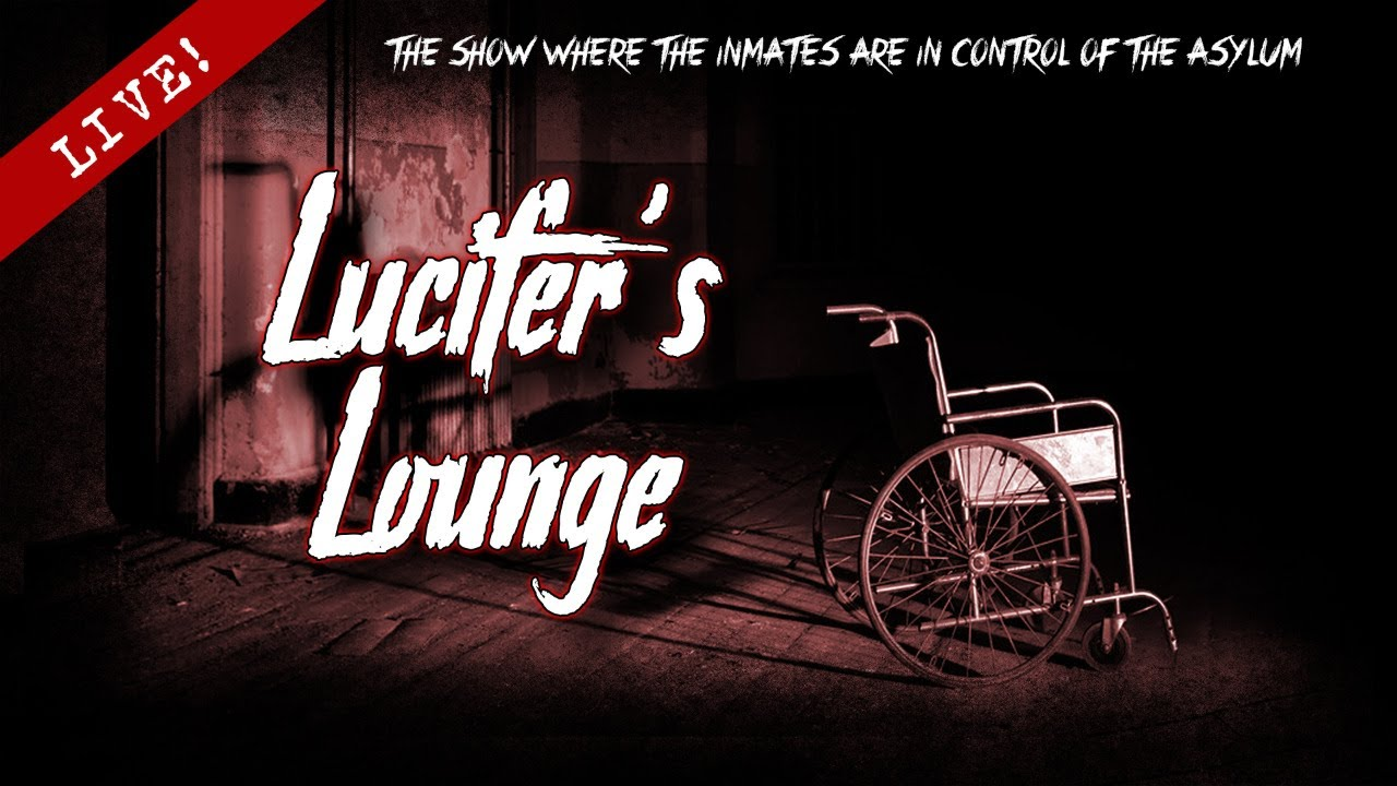 Lucifer's Lounge│MARCH 12th 2021