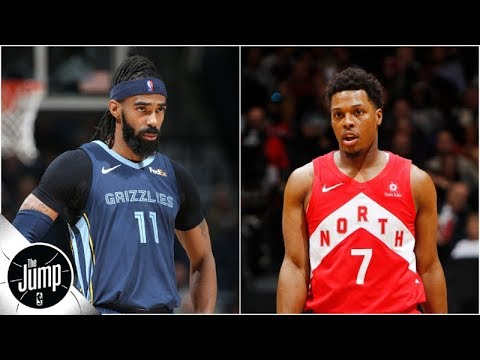 Mike Conley to the Raptors? Kyle Lowry to the Jazz? | The Jump
