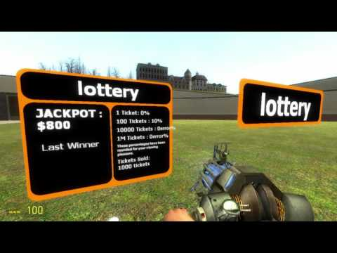 gmod mod e2 lottery [release] by Entry