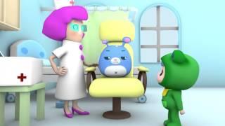 Руби и Йо-Йо  -  У врача - мультики детям thumbnail