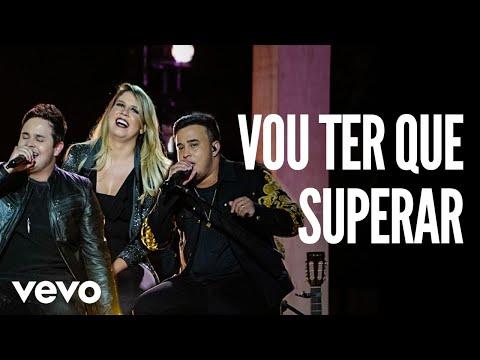 Matheus & Kauan - Vou Ter Que Superar Ao Vivo ft Marilia Mendonça