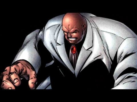 Supervillain Origins: Kingpin