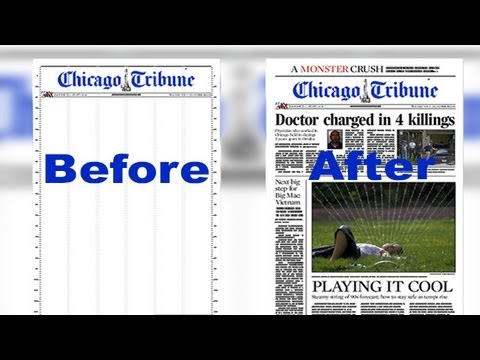 How the Chicago Tribune makes a front page Mp3