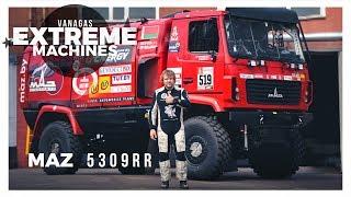 Dakar truck MAZ 5309RR | Vanagas Extreme Machines