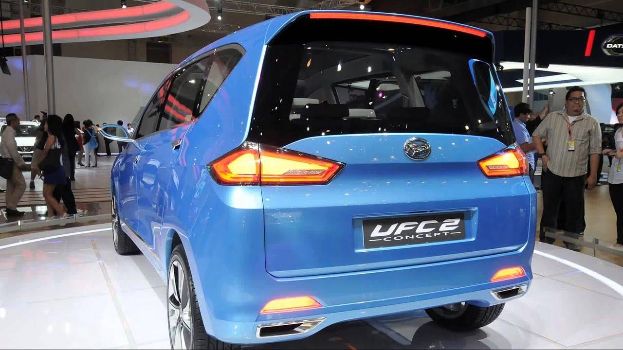 Daihatsu Ufc2 Concept The Next Daihatsu Xenia