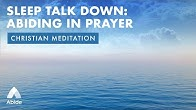 Abide - Christian Meditation - YouTube