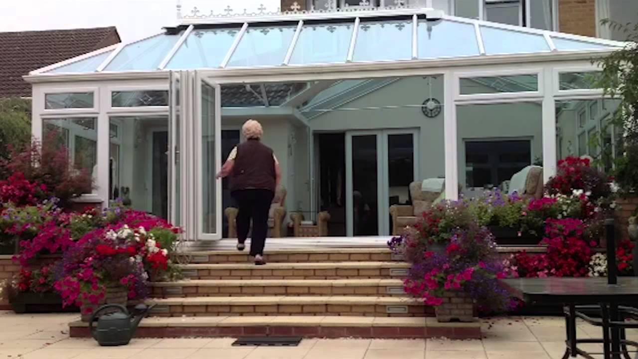 Limited upvc sliding doors upvc bi fold patio doors oridow - The New Wave Door The Amazing Upvc Slide And Swing Patio Door System Better Than A Bifold Youtube