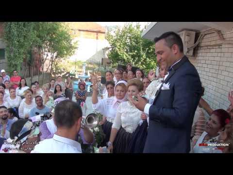 SVADBA SNOVA - BRANKO & JAVORKA - VRANJSKA BANJA - G.G.B PRODUCTION ® OFFICIAL VIDEO - PART 1  ©2015