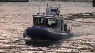 CPD Police Patrol Boat M-6
