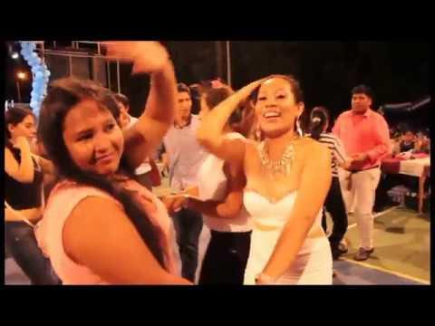 Grupo LOS ALIADOS - Mix Disco Chicha (en Vivo Full HD Video  Oficial
