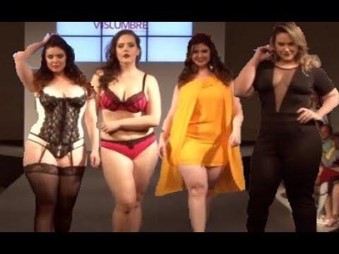 Fashion Weekend Big Size Dress Show