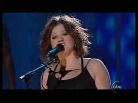 Kelly Clarkson NEVER AGAIN Live on Kimmel