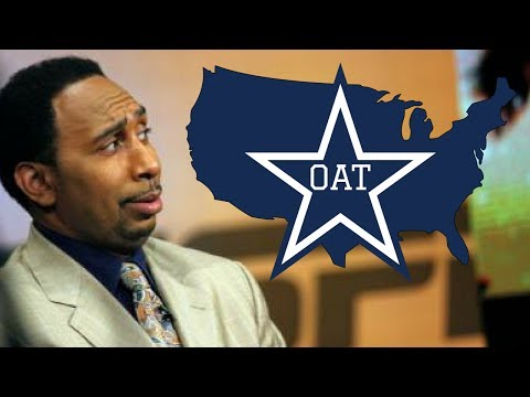 Why Stephen A. Smith picks Dallas Cowboys to win Super Bowl in 2017