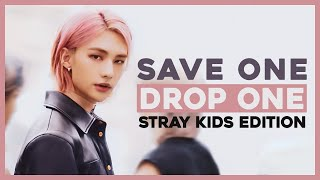[KPOP GAME] SAVE ONE DROP ONE STRAY KIDS SONGS EDITION (VERY HARD) [20 ROUNDS]