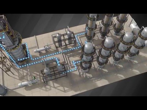 Gas Processing Plant Project Compilation