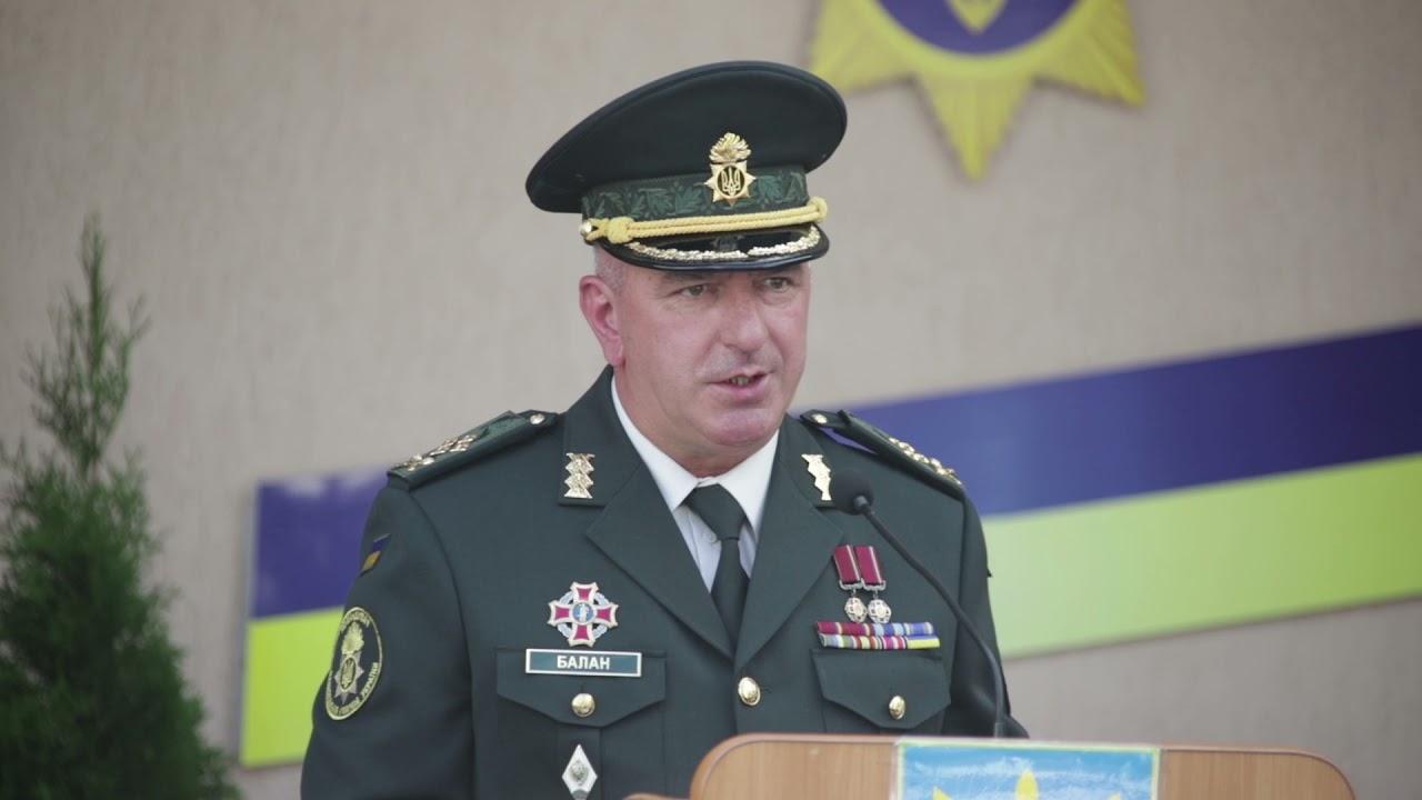 Командувач Нацгвардії до Дня медичного працівника відвідав військовий госпіталь НГУ