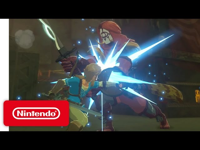 The Legend of Zelda: Breath of the Wild - Nintendo Switch Accolades Trailer