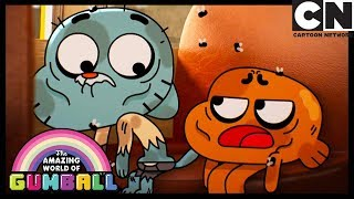 Gumball | Gumball and Darwin Fend For Themselves | Cartoon Network