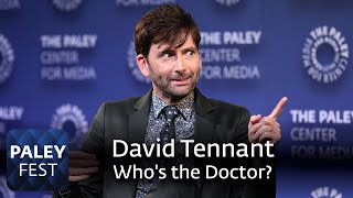 David Tennant - Who's the Doctor?