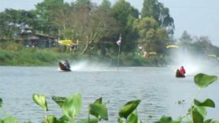 long tails boat racing 10.แข่งเรือ
