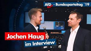 AfD-Parteitag | Jochen Haug im Interview
