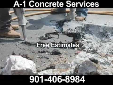 A-1 Concrete Service, Memphis, TN