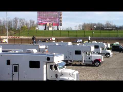 Tyler Smith Modified Heat Race @ Eldora Speedway 4/22/17