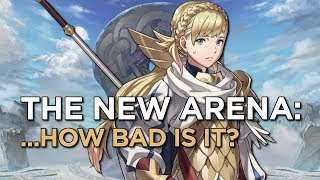 The New Arena: How Bad Is It?