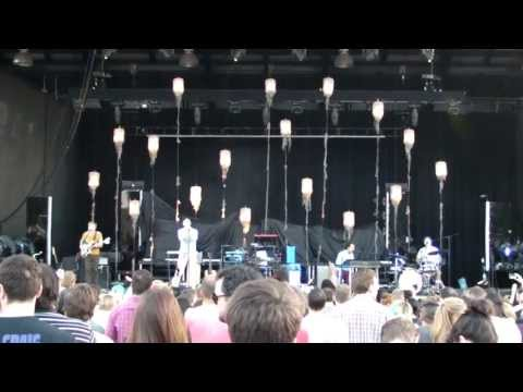 Grizzly Bear - Two Weeks, live at TWC Uptown Amp, Charlotte