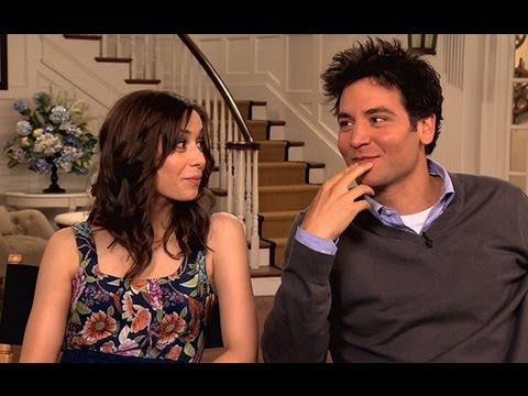 How I Met Your Mother Season 9 Behind The Scenes: Cristin Milioti on The Mother of All Reveals!