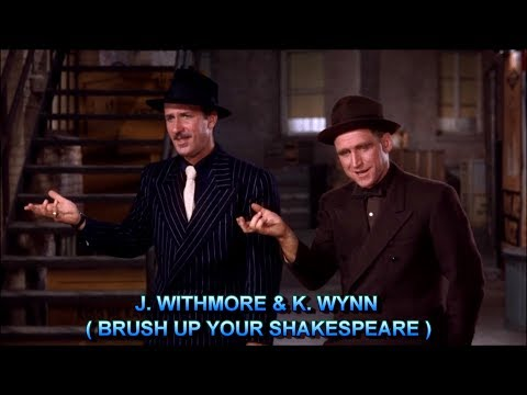 J. WITHMORE & K. WYNN 1953 Brush up your Shakespeare