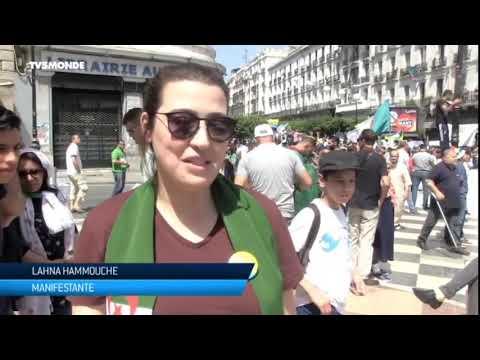 ALGERIE : 17ème vendredi de manifestation