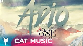3 Sud Est - Adio (Lyric Video)