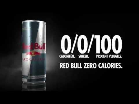 Redbull Zero Werbegeschenk