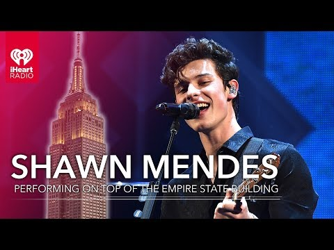 Shawn Mendes To Perform Live With Empire State Building Light Show | Fast Facts