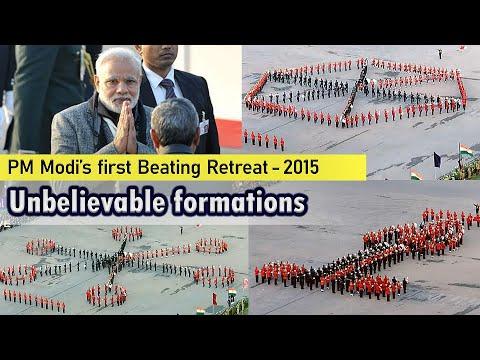 Beating Retreat 2015 - LIVE