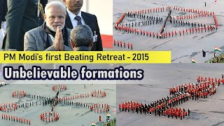 Beating Retreat 2015 - LIVE