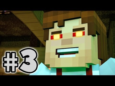 Minecraft Story Mode: Season 2 | ADMIN JESSE! | Episode 3 (#3)